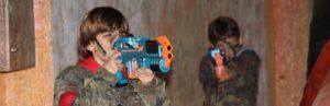 Lazer Kids Madrid Juegos de Guerra para niños