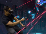 Realidad Virtual Madrid para cumpleaos de niños sin paintball