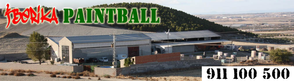 Precios pintball para ni os en madrid laser tag combat for Megacampo paintball madrid oficinas madrid
