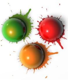 Iberika Paintball en Madrid - Bolas de paintball